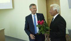 Trumpai: Velykalnio bendruomenės pirmininką įvertino ir Rokiškio rajono savivaldybės taryba