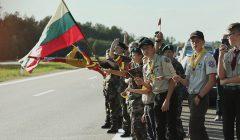 Patikrinta: Baltijos kelio bendrystės jausmas dar gyvas