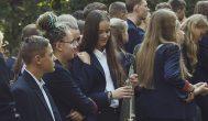 Liudiškių kalvos papėdė – Anykščių Jono Biliūno gimnazijos tradicinė pirma pamoka