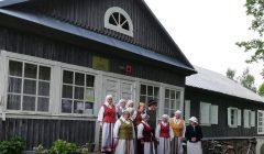 Adomynėje – LRT žurnalistai, lankantys mažąsias kultūros sostines
