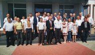 Ukrainiečiai kupiškėnų delegaciją priėmė šiltai