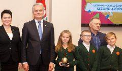 Tarp stipriausių Lietuvos mokyklų žaidynių dalyvių – dvi Rokiškio rajono mokyklos