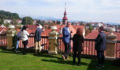 Meras Ramūnas Godeliauskas praleido Tarybos posėdį, užtat pasisėmė slovėniškos patirties