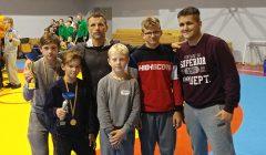 Subatėnai imtynininkai medalių iškovojo ir tarptautiniame, ir šalies turnyruose