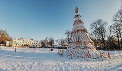 Anykščiai aiškiau pademonstravo norą turėti 2019-ųjų Kalėdų Senelio rezidenciją