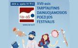 """Skapiškyje – dainuojamosios poezijos šventė """"Tai – aš"""""""