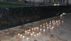 Trumpai: prieš Lapkričio 1-ąją žvakelės – kupiškėnų partizanų ir laisvės gynėjų atminimui