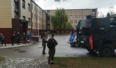"""Projektas """"NATO diena regione"""" karius atvedė į Anykščius."""