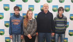 Kupiškėnai Lina Malinauskaitė ir Arijus Ribokas pateko į finalines šaškininkų varžybas