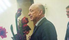 R. Lymano muzikos mokyklos direktorui palinkėta lengvo džiazo