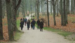 Latvijos Kuoknesė lietuviams dvejopa: vieniems ji – neatrastas, kitiems – atrastas miestas