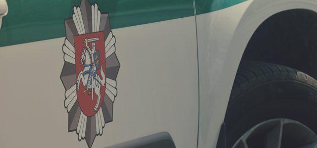 Trumpai: po avarijos krovininio automobilio vairuotojas paguldytas į ligoninę