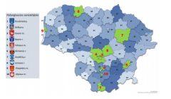 Savivaldybių reitingai pagal darnios energetikos plėtrą