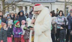 Trumpai: uždaryta Anykščių Kalėdų senelio rezidencija