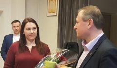 TS-LKD Kupiškio rajono skyriaus pirmininke išrinkta Neringa Klimavičienė
