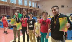 Trumpai: kupiškėnai Medas Barzdenys ir Lukas Ulkė iškovojo sidabrą, Kamilas Abdulajev – bronzą