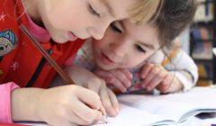 Rekomenduojamas mokyklinių priemonių sąrašas pirmokui
