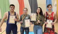 Keturi Lietuvos jaunimo imtynių čempionato sidabro medaliai – kupiškėnams