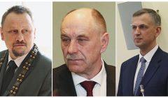 Apie ką balandžio 1-ąją kalba Anykščių, Kupiškio ir Rokiškio rajonų savivaldybių merai